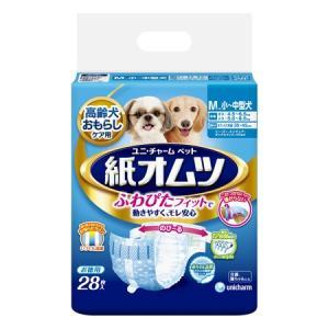 ユニ・チャーム ペット用紙オムツMサイズ28枚 behatu