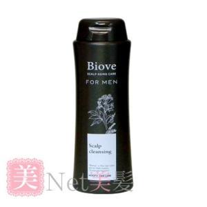 薬用 デミ ビオーブ フォーメン スキャルプクレンジング 250ml (医薬部外品) (シャンプー)|behatu