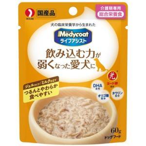 メディコート ライフアシスト ジェルタイプ ミルク仕立て 60g|behatu