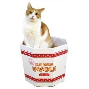 猫カップ (ラーメン) behatu