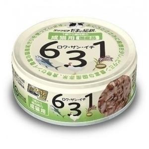 三洋食品 たまの伝説 631 成猫用 80g|behatu