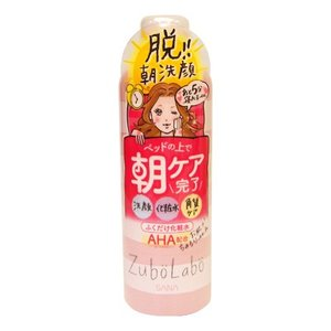 サナ スボラボ 朝用ふき取り化粧水 300ml|behatu