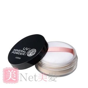 ハイム UVミネラルパウダー(粉おしろい) SPF50+/PA++++ 6g|behatu