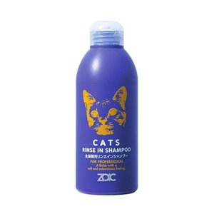 猫用リンスインシャンプーです。