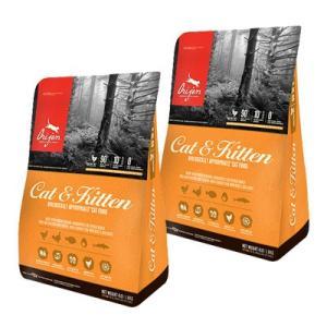 オリジン キャット&キトゥン 1.8kg 2個セット behatu