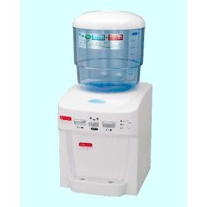 水道水がおいしい『水素水』に!!手軽に、熱湯/冷水が使えます! ウォーターサーバーの広口給水タンクに...