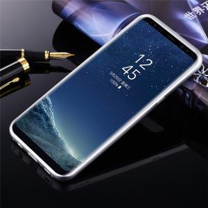 GalaxyS8 ガラスケース アルミバンパー Galaxy S8+ Glass 強化ガラス カバー ギャラクシーs8 アルミバンパーケース beineix-store 05