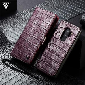 クロコダイル柄 Galaxy note9 GALAXYS9 GALAXY S9+ 手帳型ケース ストラップ ギャラクシーs9+ カバー 財布型 マグネット 着脱 カード スタンド|beineix-store|10