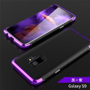 GalaxyS9 galaxy s9+ ケース カバー アルミ ハードケース ミックス ギャラクシーs9プラス 背面カバー メンズ かっこいい|beineix-store|11