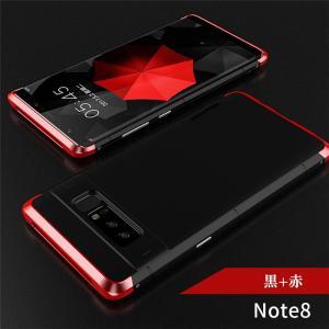 GalaxyS9 galaxy s9+ Galaxy Note8 ケース カバー アルミ ハードケース ミックス ギャラクシーs9プラス 背面カバー メンズ かっこいい|beineix-store|14