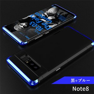 GalaxyS9 galaxy s9+ Galaxy Note8 ケース カバー アルミ ハードケース ミックス ギャラクシーs9プラス 背面カバー メンズ かっこいい|beineix-store|16