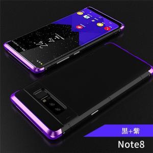 GalaxyS9 galaxy s9+ Galaxy Note8 ケース カバー アルミ ハードケース ミックス ギャラクシーs9プラス 背面カバー メンズ かっこいい|beineix-store|18