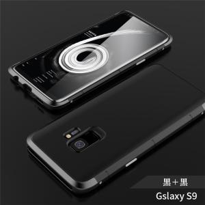 GalaxyS9 galaxy s9+ ケース カバー アルミ ハードケース ミックス ギャラクシーs9プラス 背面カバー メンズ かっこいい|beineix-store|09