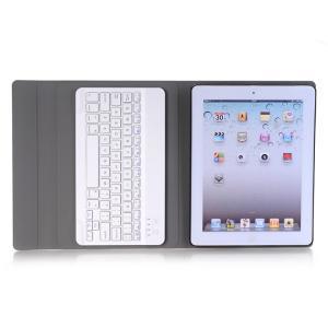 iPad 4 iPad 3 iPad 2 キーボード ケース  Bluetooth 薄型 アイパッド4 アイパッド3 アイパッド2 キーボード付きケース 分離式 iPad 2/3/4 ケース|beineix-store|16