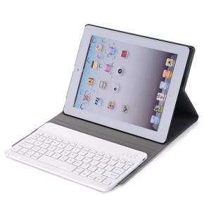 iPad 4 iPad 3 iPad 2 キーボード ケース  Bluetooth 薄型 アイパッド4 アイパッド3 アイパッド2 キーボード付きケース 分離式 iPad 2/3/4 ケース|beineix-store|19