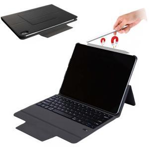 2018秋発売iPadPro新型11インチ、12.9インチキーボード付き一体型保護カバーです。 ケー...