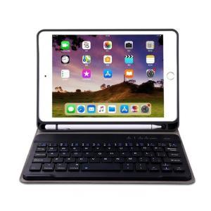 ペンホルダー内蔵 2019 新型 iPad mini5 mini4 キーボード ケース 分離式 Apple Pencil 収納可能 アイパッド ミニ 5 4 キーボード付き カバー|beineix-store|07