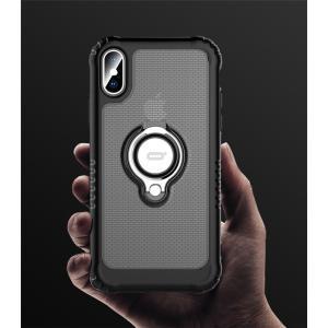 リング ケース iPhone XR iPhoneXS Max iPhoneX カバー バンカーリング 車載ホルダー対応 アイフォンXr アイフォンXS MAX マックス リング付き|beineix-store|04