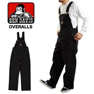 BEN DAVIS BIB OVERALL ベンデイビス オーバーオール 404|being-yah