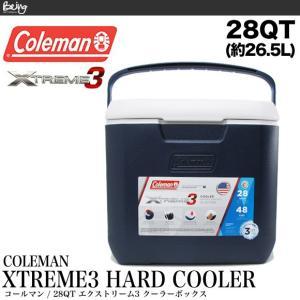 コールマン Coleman クーラーボックス エクストリーム 3 28QT XTREME3 3000...