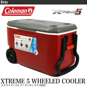 コールマン クーラーボックス エクストリーム 62QT COLEMAN 3000005890|being-yah