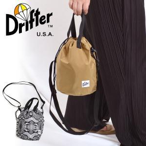 【メール便配送】Drifter ドリフター 0530 クラシック ヒップバッグ ウエストバッグ|being-yah