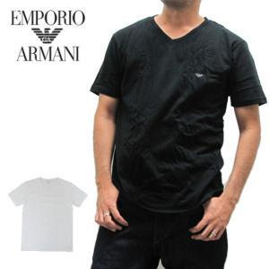 EMPORIO ARMANI / エンポリオ・アルマーニ メンズ MENS V-NECK TEE メ...