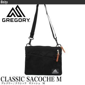 【メール便配送】グレゴリー GREGORY サコッシュ バッグ CLASSIC SACOCHE M ショルダーバッグ 109457|being-yah