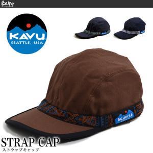 【メール便配送】KAVU Strap cap カブー ストラップ キャップ アメリカ製 大きいサイズ|being-yah