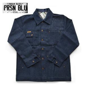 PRISON BLUES プリズンブルース #610 YARD COAT ヤードコート being-yah