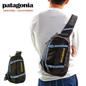 パタゴニア アトム スリング 8L PATAGONIA ATOM SLING 8L PFBL ボディーバッグ 黒 being-yah
