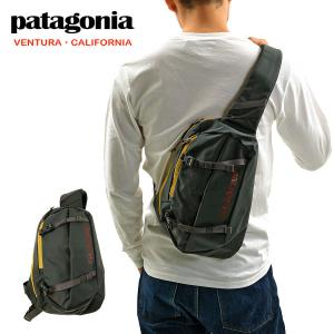 パタゴニア アトム スリング 8L PATAGONIA ATOM SLING 8L SBGO ボディーバッグ グレー|being-yah