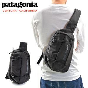 パタゴニア アトム スリング 8L PATAGONIA ATOM SLING 8L BLK ボディーバッグ ブラック|being-yah
