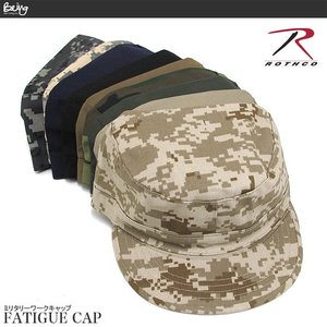 ロスコ ROTHCO ワークキャップ ミリタリーキャップ 帽子|being-yah