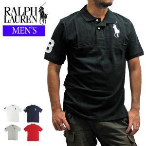 【メール便配送】【メンズ】POLO RALPH LAUREN ポロラルフローレン  670257 BIG PONY S/S POLO SHIRT ビッグポニー 半袖ポロシャツ|being-yah