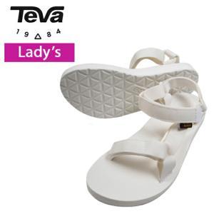 テバ Teva サンダル レディース オリジナルユニバーサル ORIGINAL UNIVERSAL BRWH 1003987 ブライトホワイト being-yah