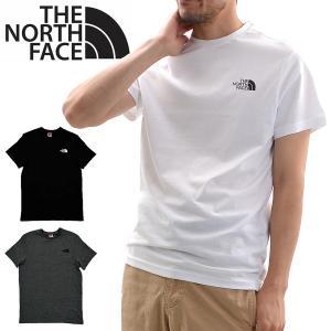 【メール便配送】THE NORTH FACE ノースフェイス Tシャツ SIMPLE DOME TEE ハーフドーム Tシャツ 半袖 ロゴT NF0A2TX5|being-yah