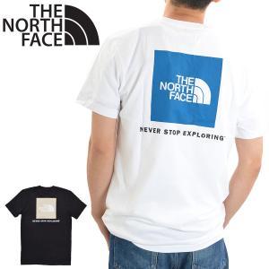 【メール便配送】THE NORTH FACE ノースフェイス MEN'S S/S BOX NSE TEE ボックスロゴ NSE 半袖 Tシャツ NA0A4763 being-yah