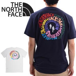送料無料 【メール便配送】ノースフェイス tシャツ Tシャツ メンズ THE NORTH FACE HIKER EVOLUTION TEE 半袖 ロゴT レディース being-yah