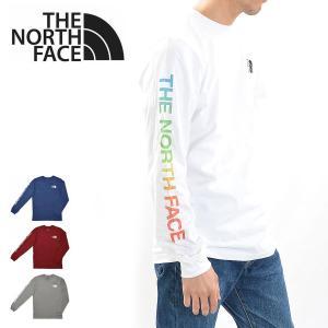 送料無料 【メール便配送】THE NORTH FACE ノースフェイス ロンT MENS STANDARD L/S TEE 長袖Tシャツ NF0A5585|being-yah
