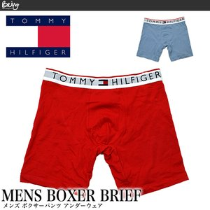 【メール便配送】トミーヒルフィガー TOMMY HILFIGER 09T3743 メンズ BOXER BRIEF ボクサーパンツ アンダーウェア|being-yah