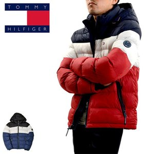 TOMMY HILFIGER トミー ヒルフィガー 158AN508 クラシック フード ジャケット 中綿ジャケット ダウン ブルゾン 大きいサイズ being-yah