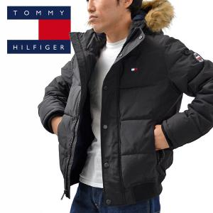TOMMY HILFIGER トミーヒルフィガー ジャケット 159AP863 MENS メンズ スノーケルフーディー パファージャケット 大きいサイズ being-yah