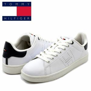 トミーヒルフィガー TOMMY HILFIGER スニーカー ローカットスニーカー tm LISTON 靴 being-yah