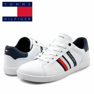 トミーヒルフィガー TOMMY HILFIGER スニーカー ローカットスニーカー tm THYME 靴 大きいサイズ being-yah