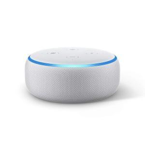 第3世代 スマートスピーカー with Alexa サンドストーン Amazon D9N29T