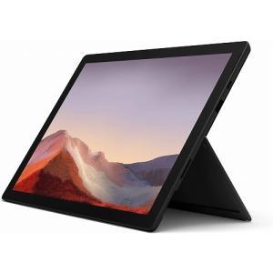 Surface Pro マイクロソフト 7 Office H B 搭載 12.3インチ 第10世代 Core-i7 16GB 256GB ブラック VNX-00027