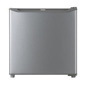 冷蔵庫 小型 冷蔵庫 1ドア シルバー ハイアール 40L 1ドア冷蔵庫(直冷式)シルバー 右開き Haier JR-N40H-S|beisiadenki
