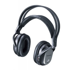 パナソニック 密閉型ヘッドホン ワイヤレス 7.1ch ブラック RP-WF70-K WEB限定
