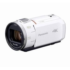 Panasonic デジタル4Kビデオカメラ VZX1M 64GB あとから補正 ホワイト HC-VZX1M-W